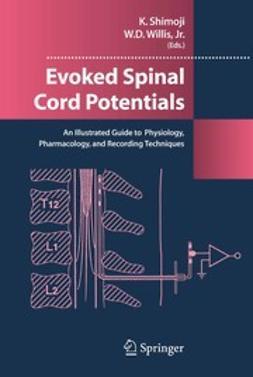 Fukuda, Satoru - Evoked Spinal Cord Potentials, e-kirja