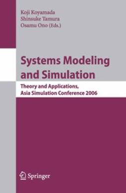 Koyamada, Koji - Systems Modeling and Simulation, e-bok