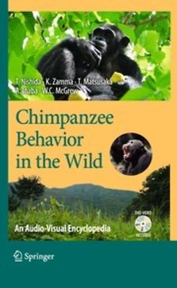 Nishida, Toshisada - Chimpanzee Behavior in the Wild, ebook