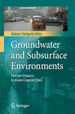Taniguchi, Makoto - Groundwater and Subsurface Environments, ebook