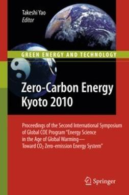 Yao, Takeshi - Zero-Carbon Energy Kyoto 2010, ebook