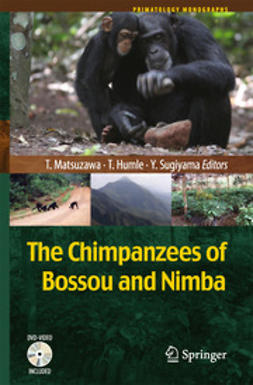 Matsuzawa, Tetsuro - The Chimpanzees of Bossou and Nimba, ebook