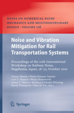 Maeda, Tatsuo - Noise and Vibration Mitigation for Rail Transportation Systems, ebook