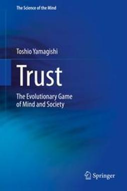 Yamagishi, Toshio - Trust, ebook