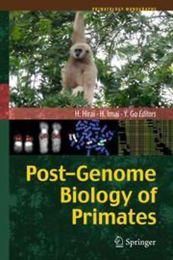 Hirai, Hirohisa - Post-Genome Biology of Primates, ebook