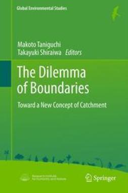 Taniguchi, Makoto - The Dilemma of Boundaries, ebook