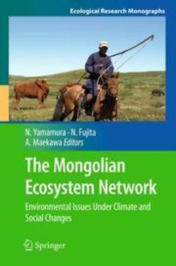 Yamamura, Norio - The Mongolian Ecosystem Network, ebook