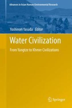 Yasuda, Yoshinori - Water Civilization, e-kirja