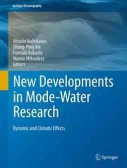 Kubokawa, Atsushi - New Developments in Mode-Water Research, ebook