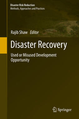 Shaw, Rajib - Disaster Recovery, ebook