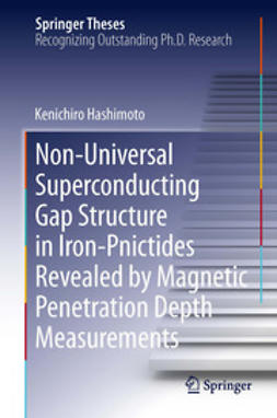 Hashimoto, Kenichiro - Non-Universal Superconducting Gap Structure in Iron-Pnictides Revealed by Magnetic Penetration Depth Measurements, ebook