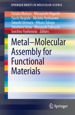 Matsuo, Yutaka - Metal–Molecular Assembly for Functional Materials, ebook