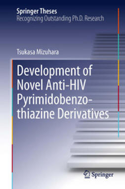 Mizuhara, Tsukasa - Development of Novel Anti-HIV Pyrimidobenzothiazine Derivatives, ebook