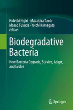 Nojiri, Hideaki - Biodegradative Bacteria, ebook