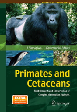 Yamagiwa, Juichi - Primates and Cetaceans, ebook