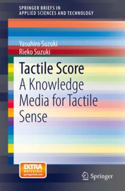Suzuki, Yasuhiro - Tactile Score, ebook