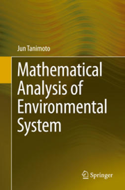 Tanimoto, Jun - Mathematical Analysis of Environmental System, ebook