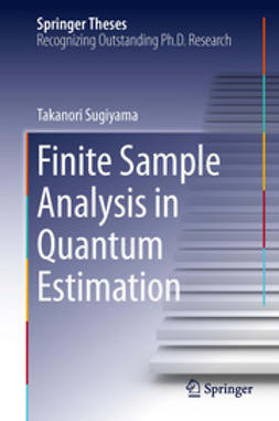 Sugiyama, Takanori - Finite Sample Analysis in Quantum Estimation, ebook