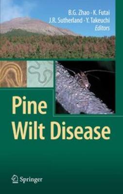 Futai, Kazuyoshi - Pine Wilt Disease, ebook