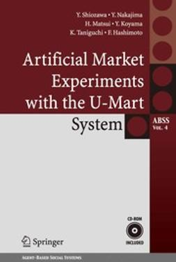 Hashimoto, Fumihiko - Artificial Market Experiments with the U-Mart System, ebook