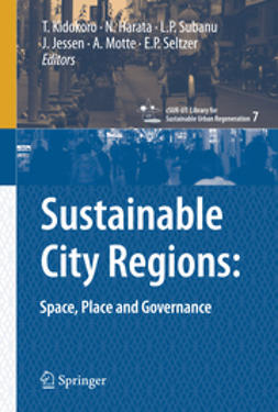 Harata, Noboru - Sustainable City Regions:, e-bok