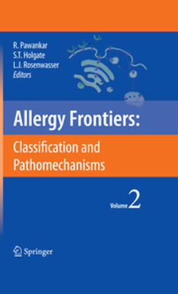 Holgate, Stephen T. - Allergy Frontiers: Classification and Pathomechanisms, ebook