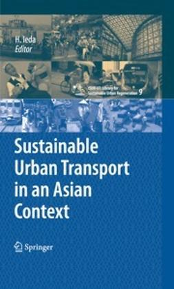 Ieda, Hitoshi - Sustainable Urban Transport in an Asian Context, ebook