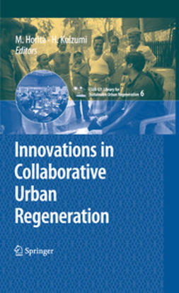Horita, M - Innovations in Collaborative Urban Regeneration, e-kirja
