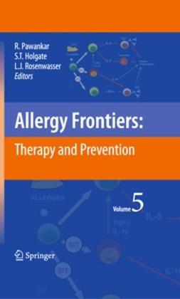 Pawankar, Ruby - Allergy Frontiers: Therapy and Prevention, ebook