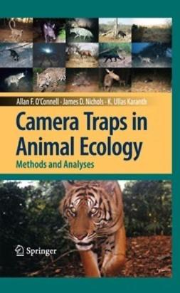 O'Connell, Allan F. - Camera Traps in Animal Ecology, ebook