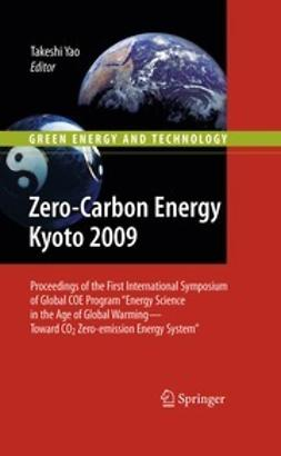 Yao, Takeshi - Zero-Carbon Energy Kyoto 2009, ebook