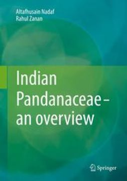 Nadaf, Altafhusain - Indian Pandanaceae - an overview, ebook