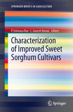 Rao, P. Srinivasa - Characterization of Improved Sweet Sorghum Cultivars, ebook