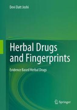 Joshi, Devi Datt - Herbal Drugs and Fingerprints, ebook