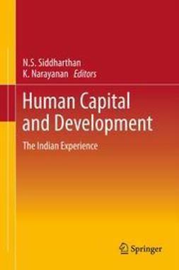 Siddharthan, Natteri - Human Capital and Development, ebook