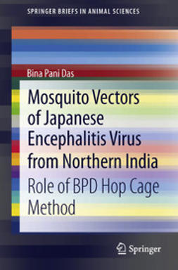 Das, Bina Pani - Mosquito Vectors of Japanese Encephalitis Virus from Northern India, ebook