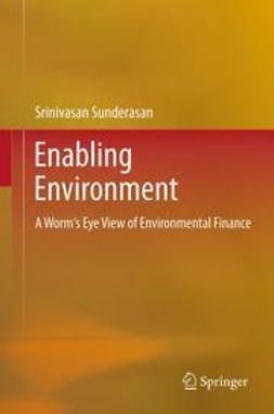 Sunderasan, Srinivasan - Enabling Environment, ebook