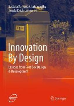 Chakravarthy, Battula Kalyana - Innovation By Design, ebook