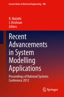 Malathi, R - Recent Advancements in System Modelling Applications, ebook