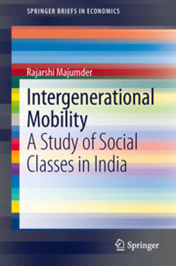 Majumder, Rajarshi - Intergenerational Mobility, ebook