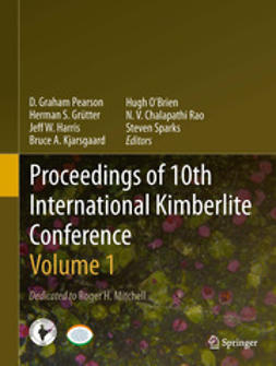 Pearson, D Graham - Proceedings of 10th International Kimberlite Conference, ebook
