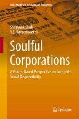 Shah, Shashank - Soulful Corporations, e-bok