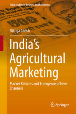Ghosh, Nilabja - India's Agricultural Marketing, ebook