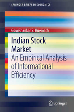 Hiremath, Gourishankar S. - Indian Stock Market, ebook