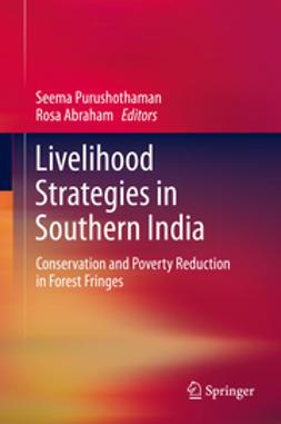 Purushothaman, Seema - Livelihood Strategies in Southern India, ebook