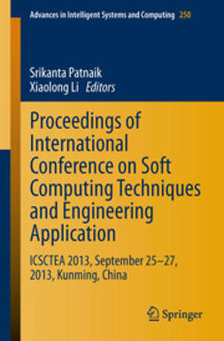 Patnaik, Srikanta - Proceedings of International Conference on Soft Computing Techniques and Engineering Application, ebook