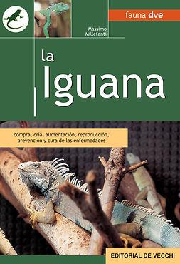Millefanti, Massimo - La iguana, ebook
