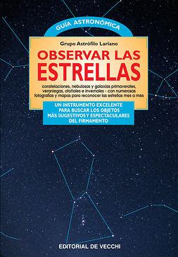 Lariano, Grupo Astrófilo - Observar las estrellas, ebook
