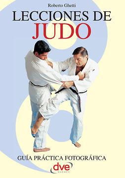 Ghetti, Roberto - Lecciones de Judo, ebook