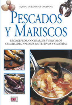 Cocinova, Equipo de expertos - Pescados y mariscos, e-bok